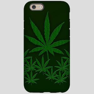 Marijuana / Weed Design iPhone 6 Tough Case
