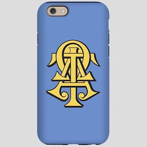 Alpha Tau Omega ATO Letters iPhone 6/6s Tough Case