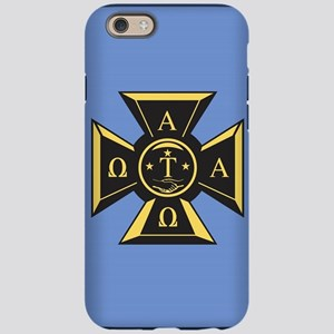 Alpha Tau Omega Emblem iPhone 6/6s Tough Case