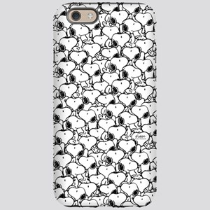 Snoopy Pattern iPhone 6/6s Tough Case