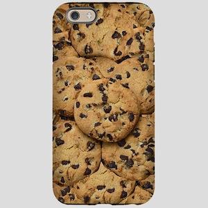 Chocolate Chop Cookie Pattern iPhone 6 Tough Case