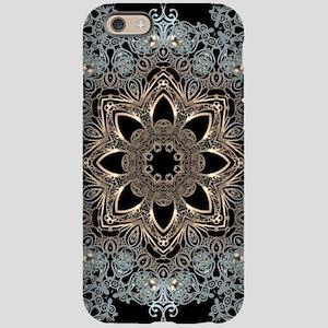 floral mandala hipster bohemia iPhone 6 Tough Case