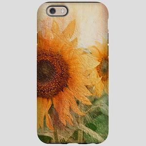 sunflowers iPhone 6 Tough Case