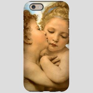 First Kiss by Bouguereau iPhone 6 Tough Case