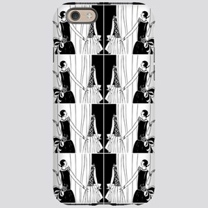 1920s flapper 2 iPhone 6 Tough Case