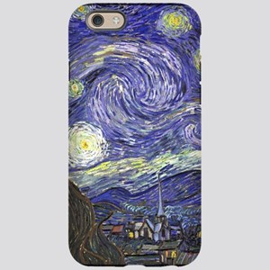 Starry Night by Vincent van Go iPhone 6 Tough Case