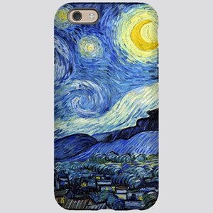 Starry Night by Vincent van Gogh iPhone 6 Tough Ca