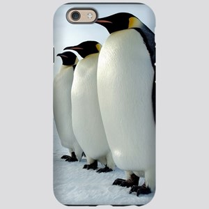 Lined up Emperor Penguins iPhone 6 Tough Case