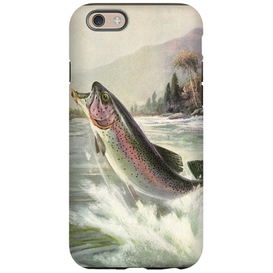 Vintage Fishing, Rainbow Trout