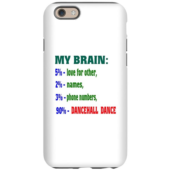 My Brain, 90% dancehall dance