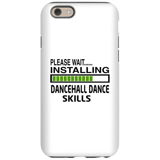 Please wait, Installing dance skills