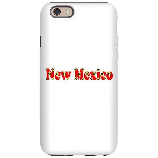 New Mexico Red Cool Pattern Jerry's Fave