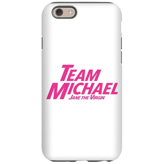 sale retailer 6aed0 20923 Jane The Virgin: Team Micha iPhone 6/6s Tough Case