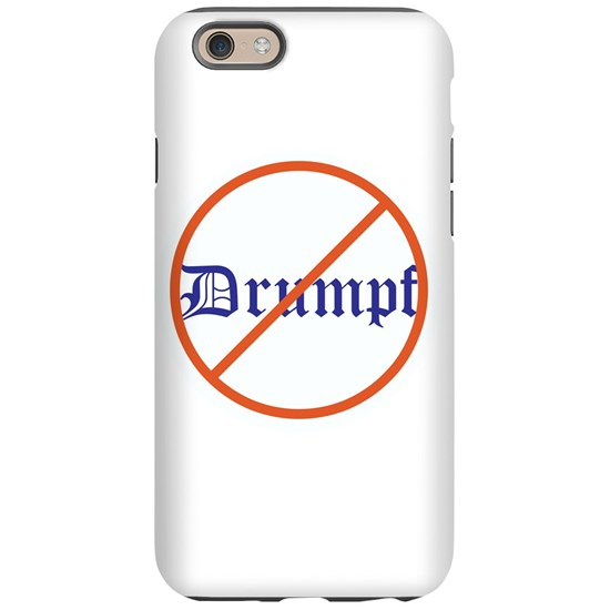 Anti Trump! No Drumpf