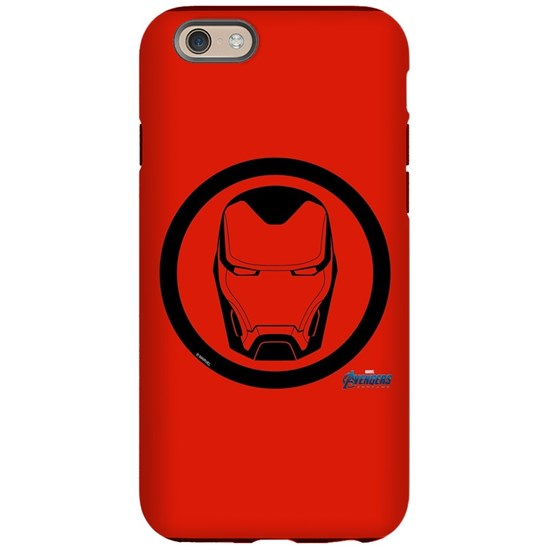 new styles ae4d6 30303 Iron Man Symbol iPhone 6/6s Tough Case