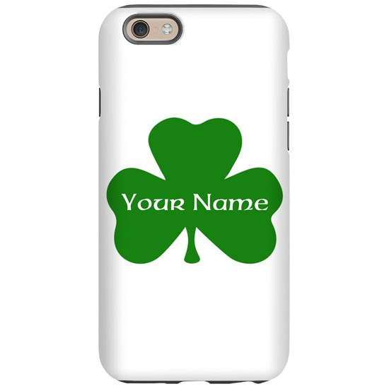 CUSTOM Shamrock with Your Name