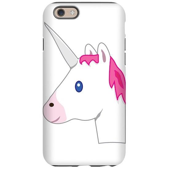 Unicorn emoji iPhone 6 Tough Case