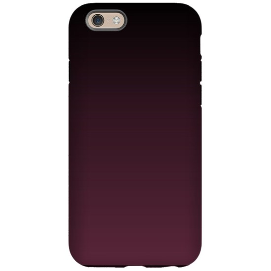 gothic burgundy ombre