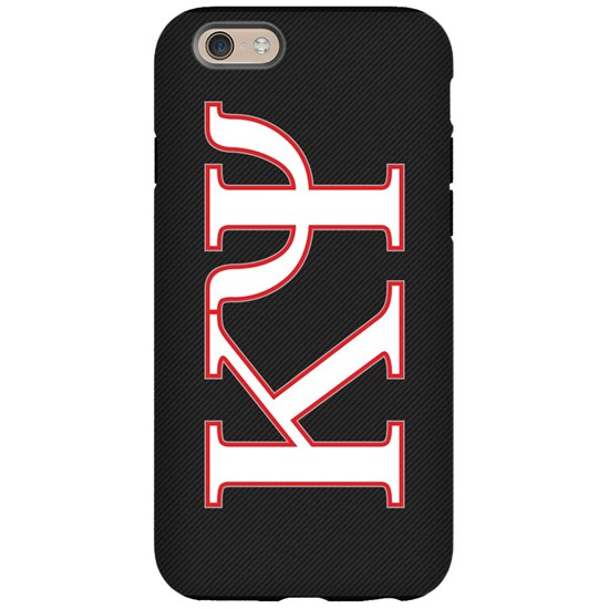 Kappa Psi Letters Phone Case