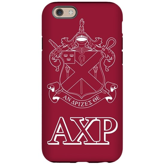 Alpha Chi Rho Crest Letters