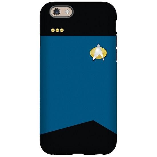 Star Trek: TNG Science Blue Commander Uniform