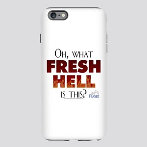 Frasier: Oh What Fresh He iPhone Plus 6 Tough Case