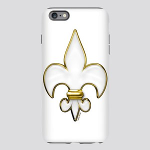 FLEUR DE LIS HEAVEN iPhone Plus 6 Tough Case