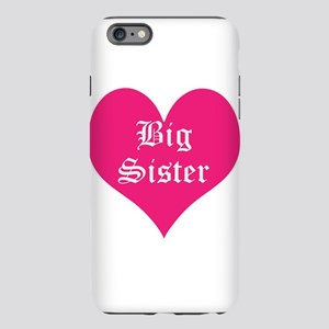 Big Sister, heart, iPhone 6 Plus/6s Plus Tough Cas