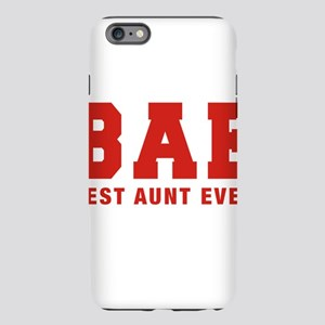 BAE - Best Auntie Ever iPhone 6 Plus/6s Plus Tough
