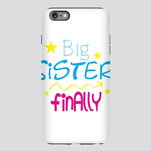 Big Sister Finall iPhone 6 Plus/6s Plus Tough Case