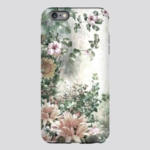 Flowers Painting iPhone Plus 6 Tough Case