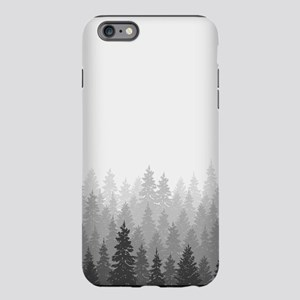 Gray Forest iPhone Plus 6 Tough Case