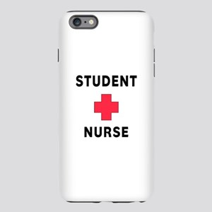 Student Nurse iPhone Plus 6 Tough Case