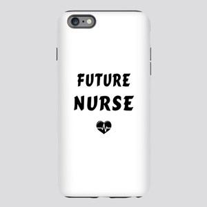 Future Nurse iPhone Plus 6 Tough Case