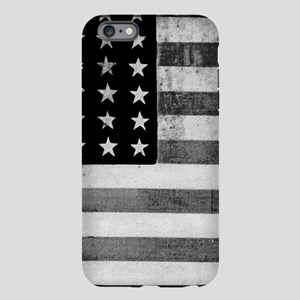 American Vintage Flag Bla iPhone Plus 6 Tough Case