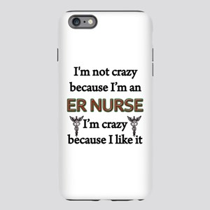 ER Nurse iPhone Plus 6 Tough Case