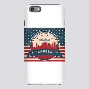 Retro Nashville T iPhone 6 Plus/6s Plus Tough Case
