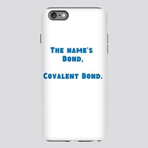 Chemistry Joke iPhone Plus 6 Tough Case