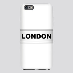 London City Namep iPhone 6 Plus/6s Plus Tough Case