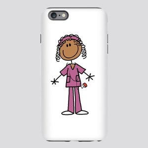 African American Female N Iphone Plus 6 Tough Case