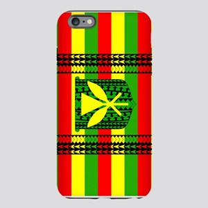 Tribal Kanaka Maoli iPhone Plus 6 Tough Case