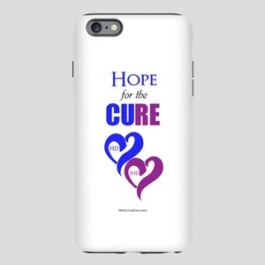 Hope For The Cure- Iphone Plus 6 Tough Case