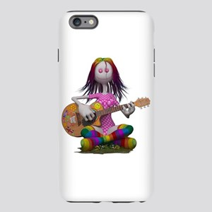 Hippy Chick ~ Peace and L iPhone Plus 6 Tough Case