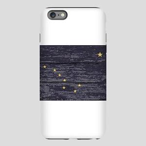 Alaska State Flag iPhone 6 Plus/6s Plus Tough Case