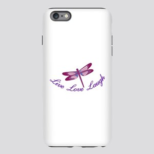 Live, Laugh, Love iPhone Plus 6 Tough Case