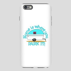 Park It iPhone Plus 6 Tough Case