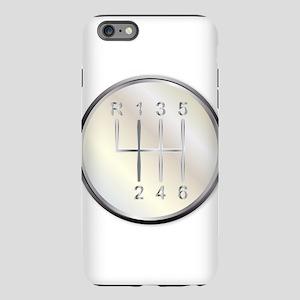 Six Speed Gear Kn iPhone 6 Plus/6s Plus Tough Case