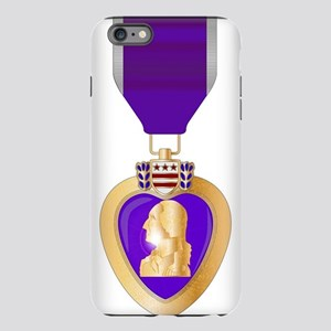 Purple Heart Meda iPhone 6 Plus/6s Plus Tough Case