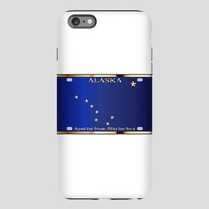 Alaska State Lice iPhone 6 Plus/6s Plus Tough Case