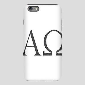 Alpha Omega iPhone 6 Plus/6s Plus Tough Case